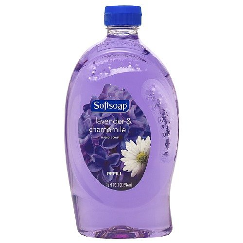 Softsoap Liquid Hand Soap Refill, Lavender & Camomile 32 oz (5 pack)