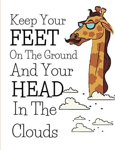 The Glass Menagerie Costumes - Keep Your Head In The Clouds: Fun, Inspirational Giraffe Gifts - Cute