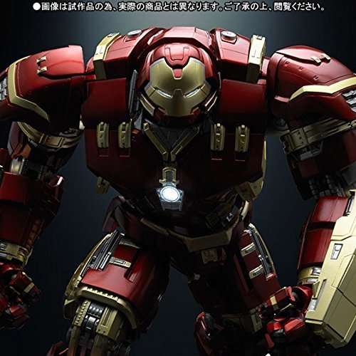 Price comparison product image Superalloy ~ S.H.Figuarts Iron Man Mark 44 Hulk Buster figures