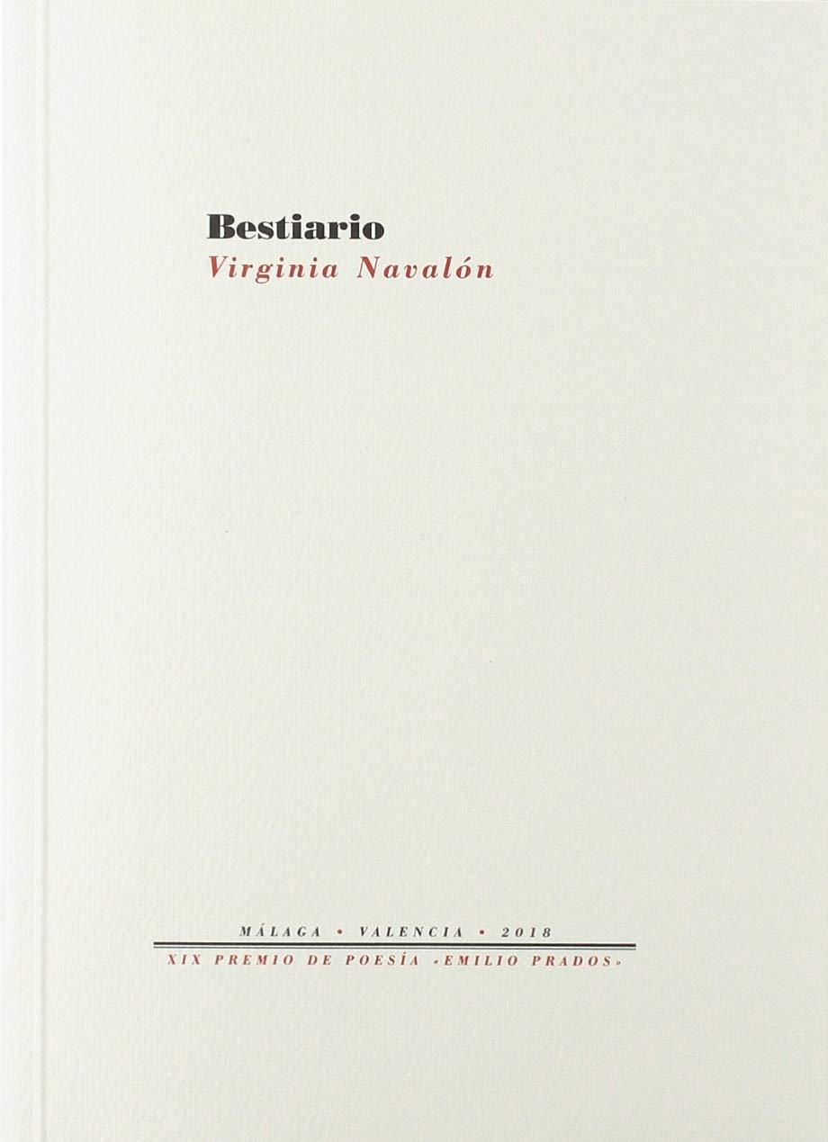 Bestiario (Fuera de colección): Amazon.es: Navalón Martínez ...