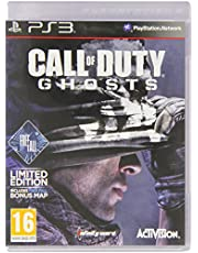 Call of Duty: Ghosts Limited Edition (PS3)