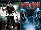 Commando+predator Bd Brk Cb Sm [Blu-ray] (Bilingual)