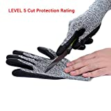 Garden Gloves Women Premium Breathable Working Gloves, Protective Coating against Cuts and Dirt