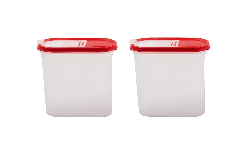 Top Kitchen Storage Container & Dispenser Set of 2