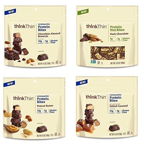 Think Thin Bite Protn Drk Choc Nt Gf (Choc Bite)