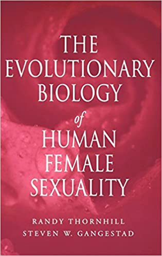 evolution of human female sexuality