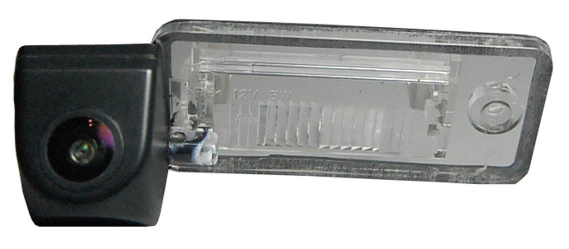 ファクトリーダイレクト バックカメラ RC-AUA14 AUDIアウディ車種別設計CCDバックカメラキット RS3 Sportback スポーツバック(8PA 2011-2013) ナンバーレンズ交換タイプ B077D6XD63