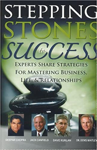 Stepping Stones to Success by Deepak Chopra (2010-06-15)