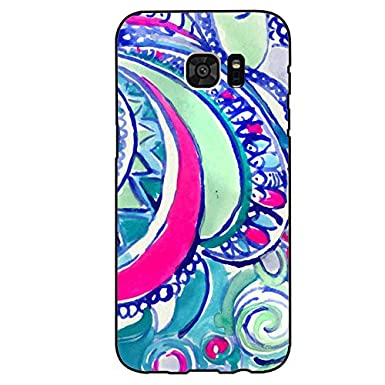 the best attitude 0f9c3 47193 Samsung Galaxy s7 Edge Cover Prevalent Lilly Pulitzer iPhone ...