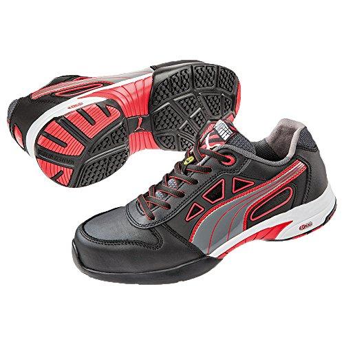 Puma Safety Chaussures de sécurité femme Stream Red Wns Low 64.284.0Chaussures de sécurité S1ESD HRO SRC