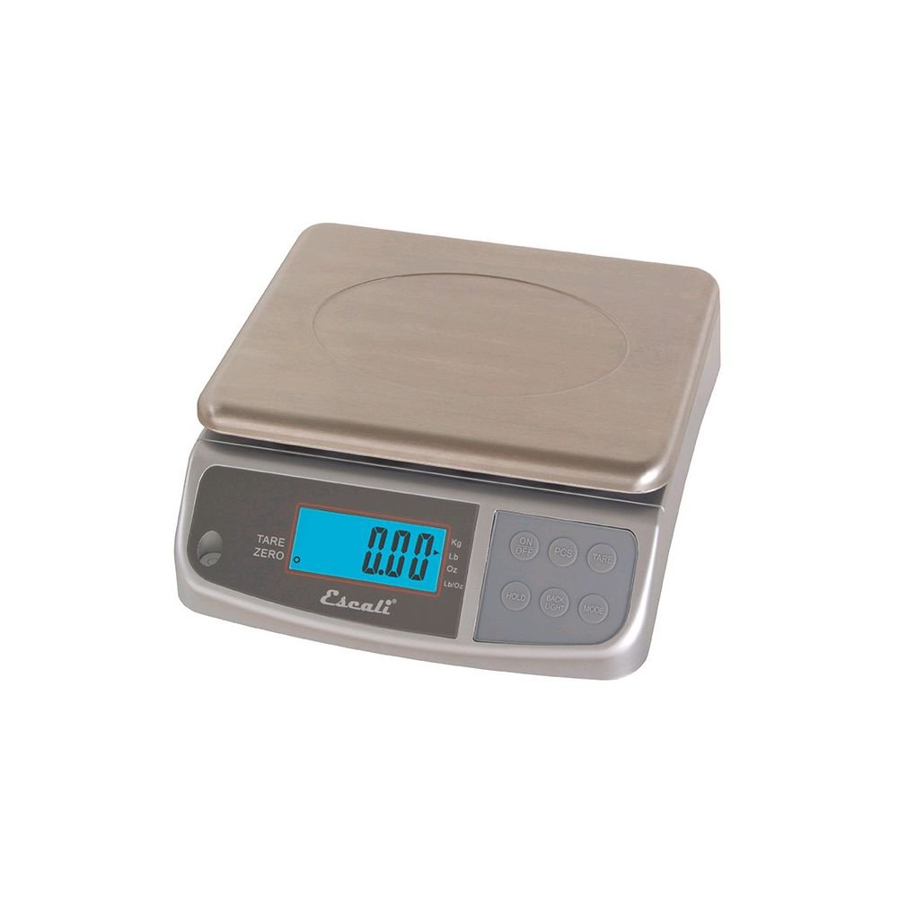 Escali M-Series NSF Multifunctional Scale, 66 lb/30 kg