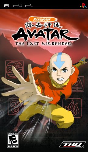 Avatar The Last Airbender - Sony PSP by Sony