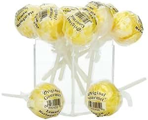 Original Gourmet Lollipops, Lemon Meringue Pie ( Pack of 30)