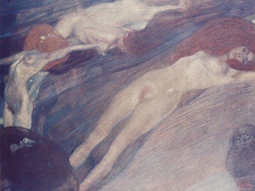 Lais Jigsaw Gustav Klimt - Moving Water 500 Pieces ()