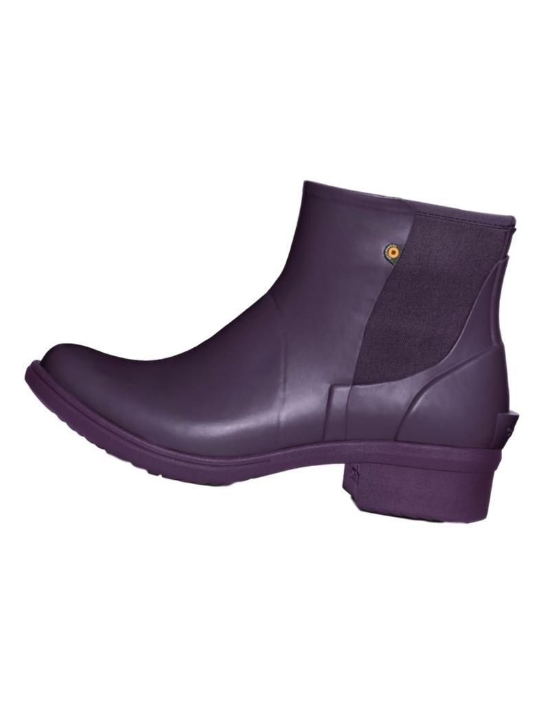 Bogs Women's Auburn Chukka Boot B07986XQ8T 10 B(M) US|Grape