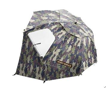 Sport-Brella paraguas – Portable Sol y meteorológica Refugio