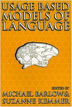 Book Usage-Based Models of Language