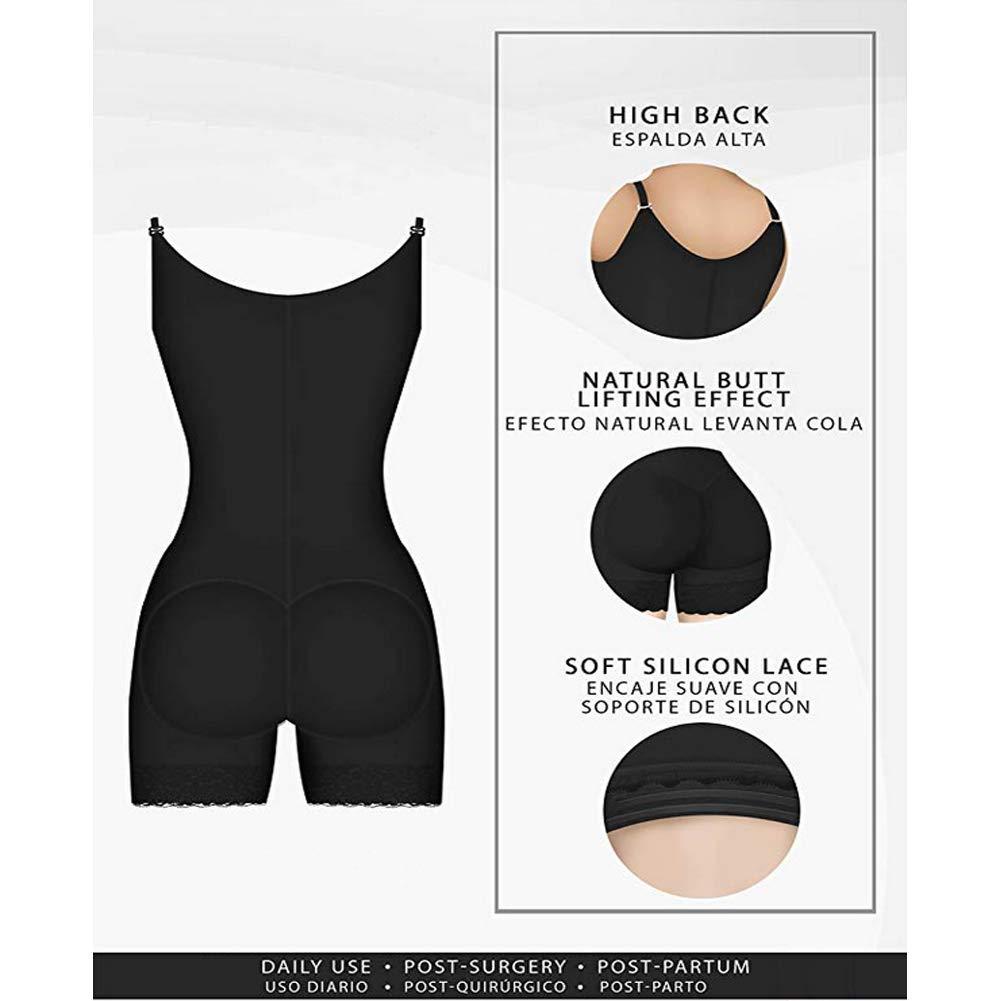 d22c0eed090c1 Aibuy Women s Seamless Shapewear Butt Lifter Body Shaper Faja Tummy Control  Bodysuit at Amazon Women s Clothing store