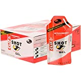 Kyпить Clif Shot Energy Gel with Caffeine, Strawberry, 1.1-Ounce Packets (Pack of 24) на Amazon.com