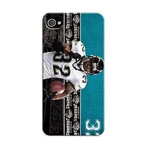 iphone covers Jacksonville Jaguars Iphone Hard Case For 4/4S Tpu Cover Nfl Football Jacksonville Jaguars New