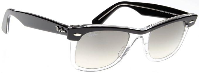 0513122856244 ... france ray ban occhiali da sole rb2143 wayfarer ii 919 32 nero su  cristallo 286b5 9e8f8