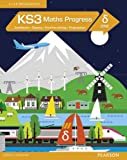 Book Cover for KS3 Maths Progress Student Book Delta 1