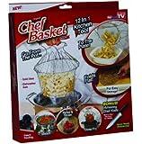 Telebrands 4615 -12 in 1 Kitchen Tool- Chef Basket