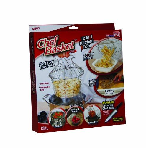 in 1 Kitchen Tool- Chef Basket (Chefs Basket)