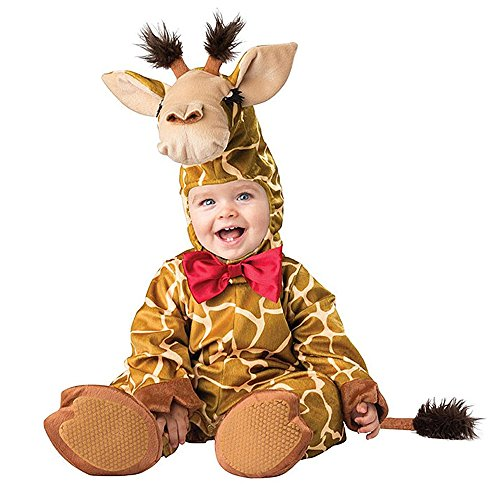 Toddler Baby Infant Lovely Giraffe Halloween Dress Up Costume Outfit -