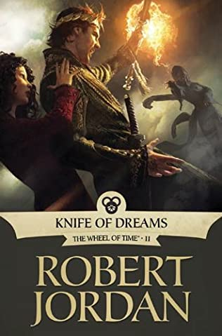 book cover of Knife of Dreams
