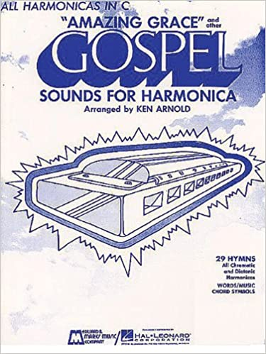Amazon.com: Amazing Grace and Other Gospel Sounds for Harmonica ...
