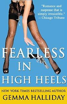 Fearless in High Heels (High Heels Mysteries #6) by [Halliday, Gemma]