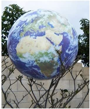 Amazon.com: 5 x Juguetes pelota hinchable de tierra w ...