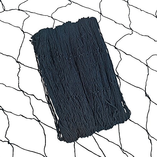 Black Cotton Fish Netting Nets