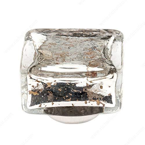 RICHELIEU HARDWARE - Eclectic Glass KNOB - ()