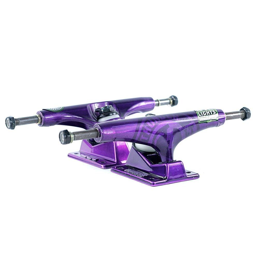 Thunder 147Licht Truck lightstrike Metallic Beleuchtung violett Skateboard Trucks THUNDER TRUCKS