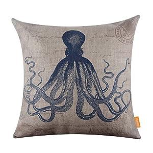 51NDCvRBqbL._SS300_ 100+ Nautical Pillows & Nautical Pillow Covers