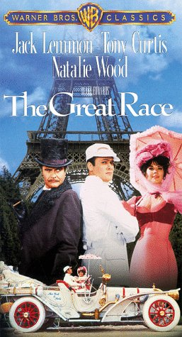 Great Race [VHS] ()