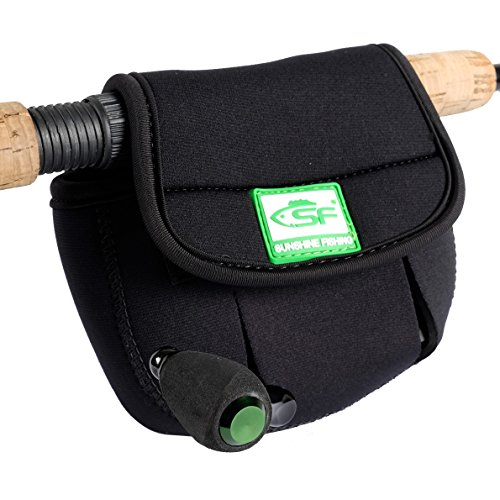 SF Spinning Reel Glove Protective Storage Bag Pouch Case Cov