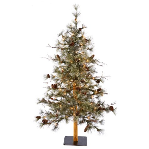 Vickerman Dakota Pine Alpine Tree (Christmas Trees)
