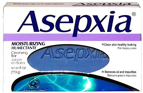 Asepxia Moisturizing Cleansing Bar Soap 4 oz (Pack of ()
