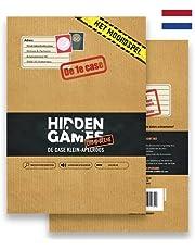 Hidden Games Crime Scene - De Case Klein-Apelroos (Nederlandse versie) - Escape Room Spel