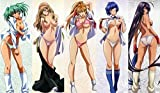 Ikki Tousen / Battle Vixens 18+ CUSTOM PLAY MAT ANIME PLAYMAT #163