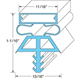 Kolpak - Manitowoc 533112565 DOOR GASKET, LH, 36 X 78