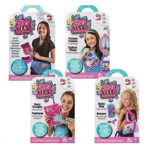 7 opinioni per Cool Maker 6024142- Tessuti ed Accessori- Kit Fashion, Modelli Assortiti