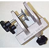 Champagne Medium Duty Single Square Clamp, My Pet Supplies