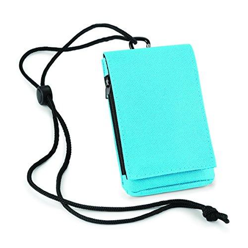 velcro con hombro Bolso en cartera blanco Surf bolsas de Azul de móvil de para de viaje cierre ISqnC7qwT