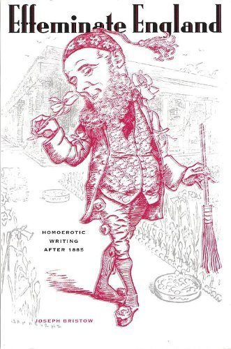 a overview of effeminacy Bernard mandeville is primarily remembered for his impact on discussions of morality and economic theory in the early eighteenth century his most noteworthy and.