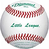 Diamond Little League Tournament Grade Baseball, Dozen