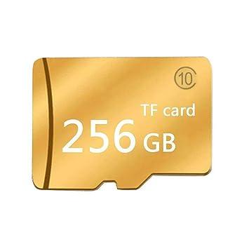 WEIHAN Gold Micro-SD SD TF Tarjeta de Memoria Clase 10 ...